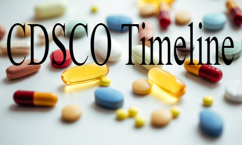 CDSCO Lays Down The Timeline For Testing Of Various