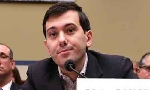 NY, feds sue Pharma Bro Martin Shkreli for scheme to keep drug price up
