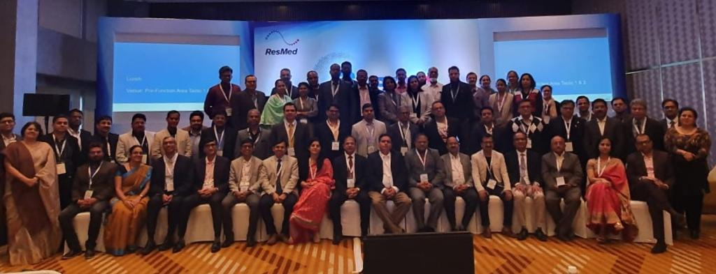 First of its kind: ResMed organises sleep summit in India