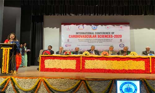 AIIMS director kickstarts three day International Conference at Delhi Pharmaceutical Sciences and Research University
