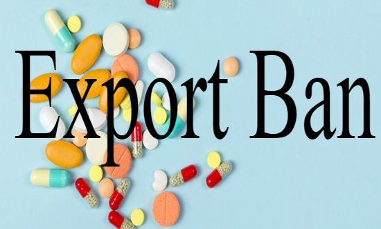 Govt Bans Export of Paracetemol, vitamins, and other key drugs, details