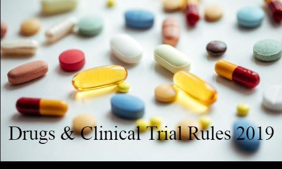 CDSCO updates FAQs Drugs & Clinical Trial Rules 2019
